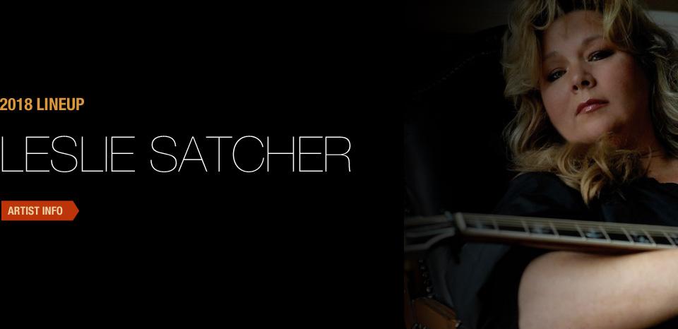 Leslie Satcher